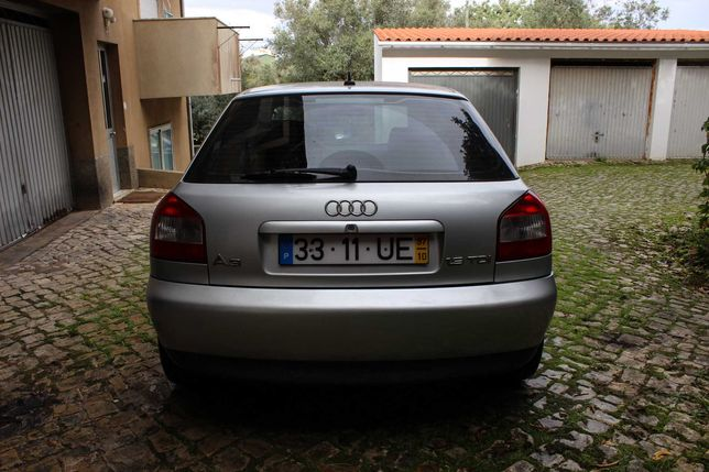 Audi A3 8L 1.9 TDI (c/ vários extras)