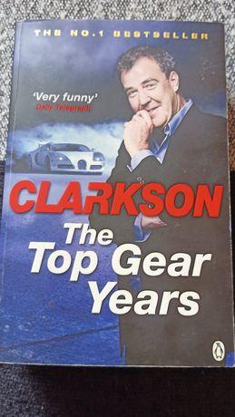 """Bestseller Jeremy Clarkson """"The Top Gear Years"""""""