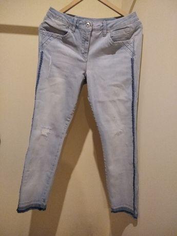 Jasno niebieskie jeansy Marc Aurel rozmiar 36