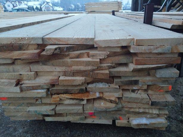 Stemple budowlane deski szalunkowe wiezba dachowa