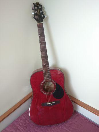 Gitara akustyczna Samick D-4 TR