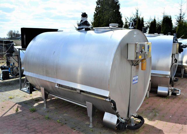 Schładzalnik zbiornik na mleko 3080 L JAPY