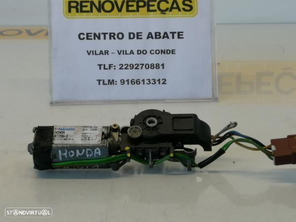 Motor Do Teto De Abrir Honda Civic Vi Coupé (Ej, Em1)