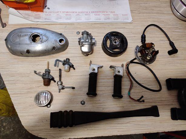 Simson Schwalbe części DDR Zapłon gaźnik Stan super