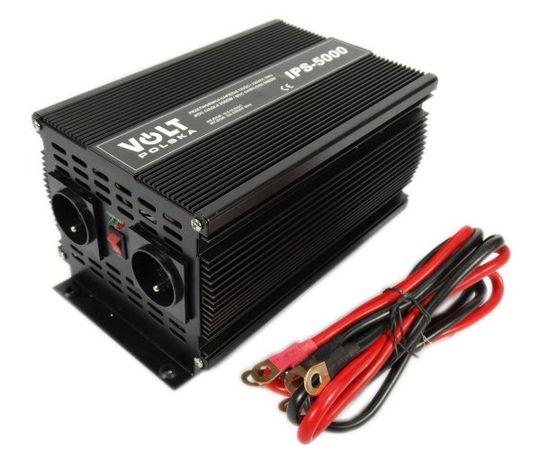 Przetwornica prądu stałego napięcia 24V 230V 5000W IPS-5000 (PRZ31)