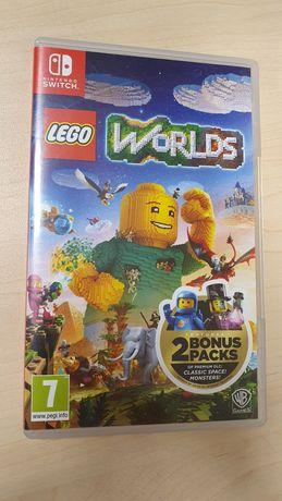 Gra LEGO Worlds na Nintendo Switch, PL
