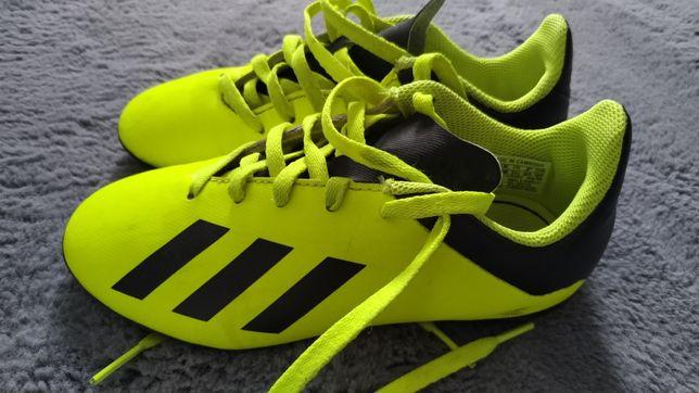 Buty piłkarskie korki lanki adidasy Adidas 31 1/2