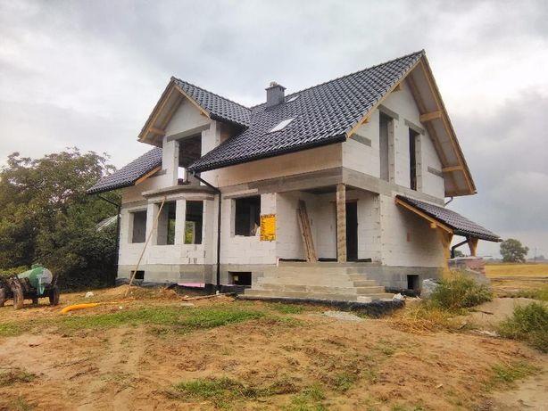 Budowa domu SSO Usługi budowlane Remonty. Firma Budowlana