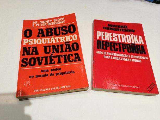 O abuso psiquiátrico na União Soviética e Perestroika