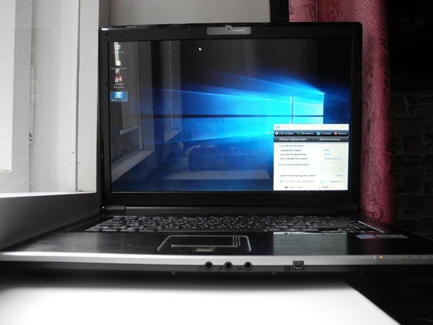 Ноутбук Impression Unreal 658v по запчастям