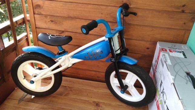 rowerek biegowy JD BUG BILLY pompowane koła 12