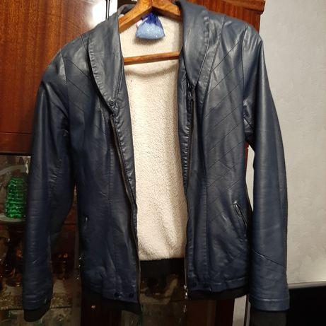 Теплые курточки