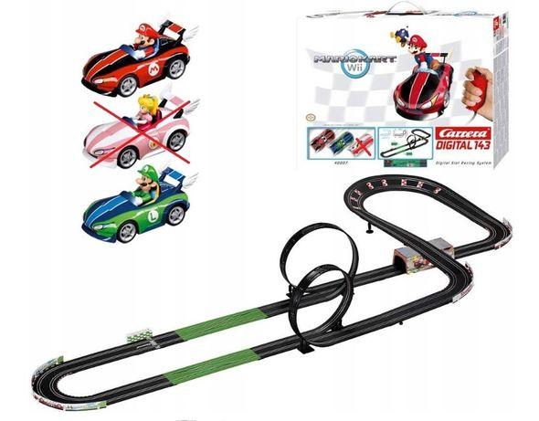Carrera DIGITAL 143 Mario Kart Wii 40007 tor