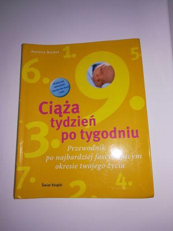 Książka Ciąża tydzień po tygodniu