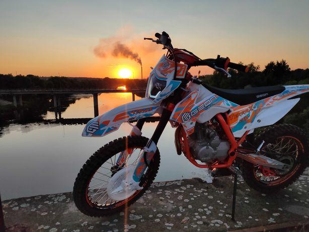 Мотоцикл Геон GEON Terax X rode