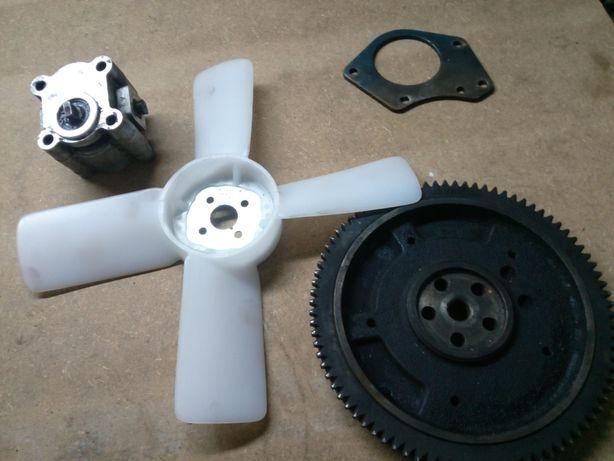 Kubota koło zamachowe silnik Kubota z402 lub z482