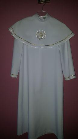 Alba komunijna z dodatkami + sukienka