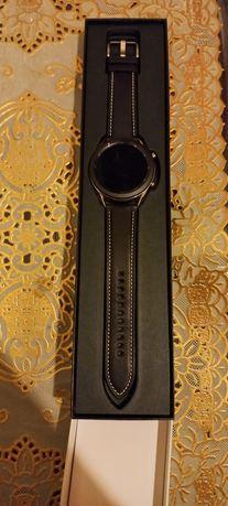 Продам часы samsung Galaxy watch 3 45mm,silver. Идеальное состояние.