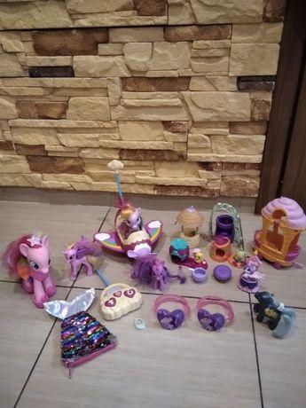 koniki pony i inne zabawki