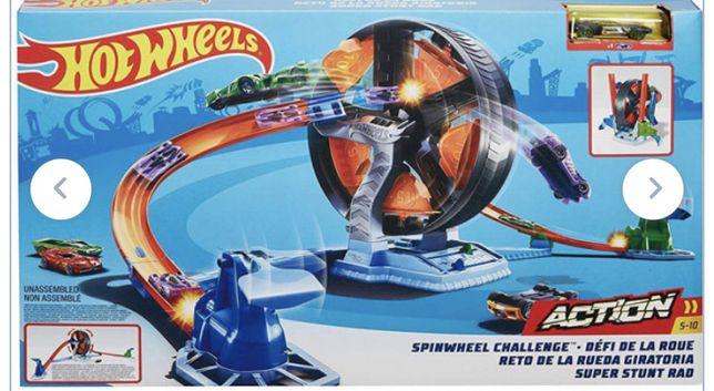 Трек Hot Wheels Вертикруг (GJM77)