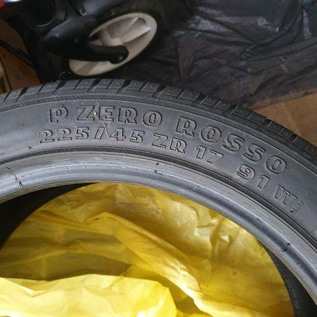 Opony 17 Pirelli