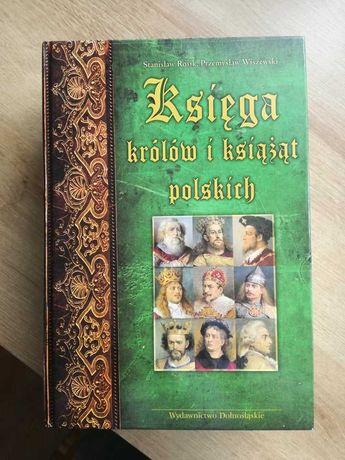 Królowie Polski, Księga królów i książąt polskich, 1168 str.