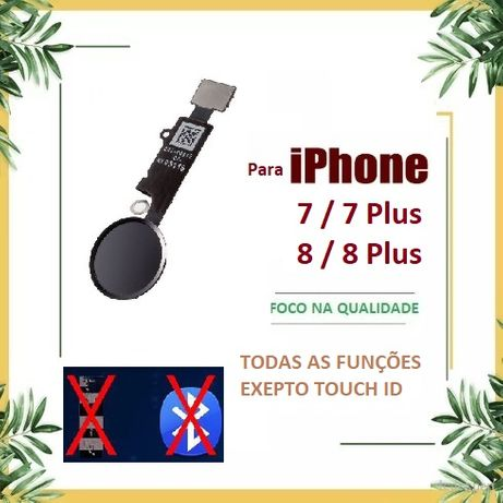 Botao Home para Iphone 7 / 7 Plus / 8 / 8 Plus que funciona