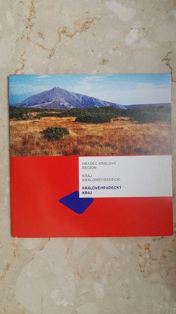 Hradec Kralove - Kraj Kralowehradecki - płyta CD