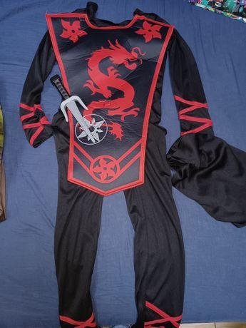 Strój ninja wojownik