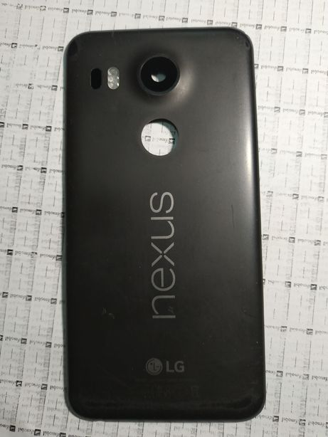 Кришка LG Nexus 5 H791F