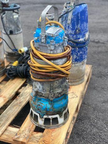 pompa szlamowa zatapialna górnicza