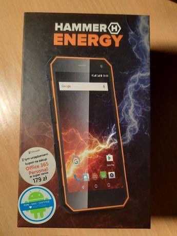 Telefon Hammer energy dual SIM