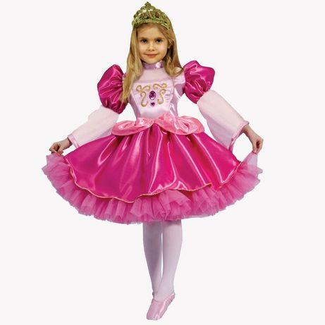Sukienka księżniczki dla dziewczynki Little Girl Ballerina