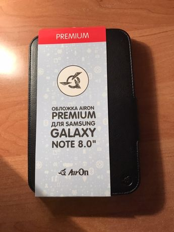 Обложка Airon Premium для Samsung Galaxy Note 8.0