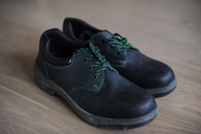 Buty ochronne skórzane REIS rozmiar 46