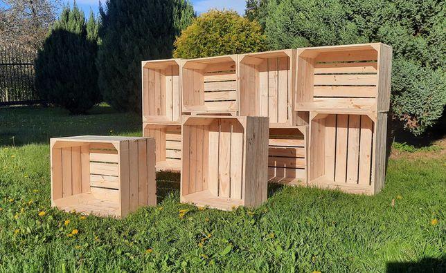 Skrzynka Drewniana Dekoracyjna