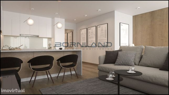 Apartamento T2 Novo - Nogueira - Braga