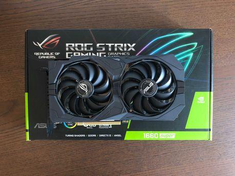 ASUS ROG Strix GTX 1660 Super OC 6GB RGB