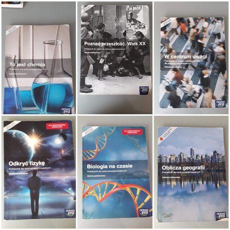 Podręczniki do szkoły ponadgimnazjalnych i ponadpodstawowych