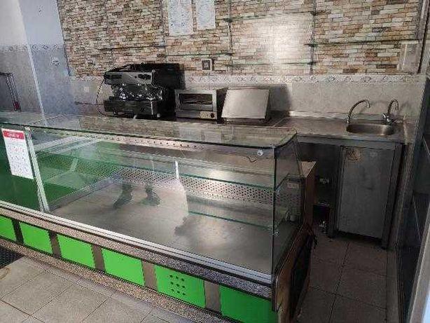 Equipamentos para pastelaria/padaria  e cafe