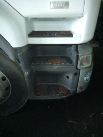 Renault Premium 420 DCI разборка шрот тнвд кожух маховика бак пгу