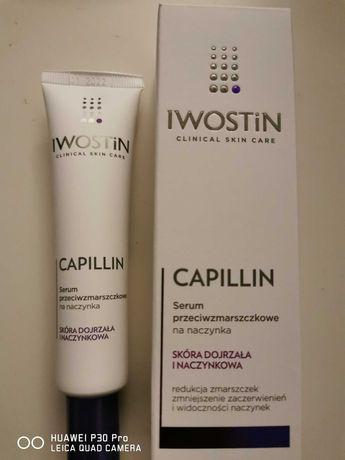Capillin serum przeciwzmarszczkowe na naczynka