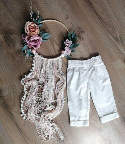 Spodnie Next Zara 80cm