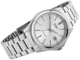 zegarek męski CASIO MTP-1183 bransoleta (srebrny)