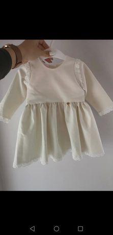 Sukienka elegancka La Mere