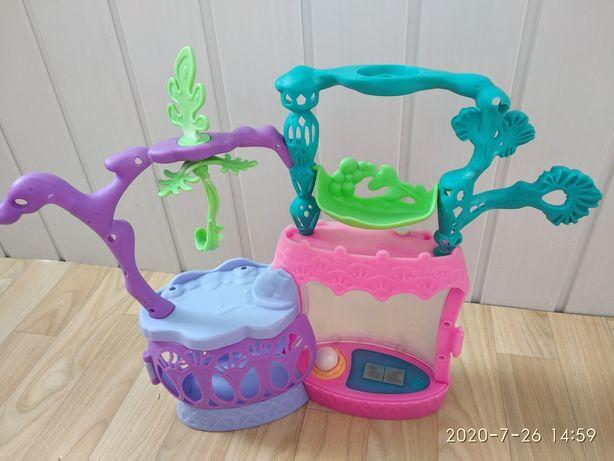 """Фірмовий Замок """"Мерехтіння""""  від Hasbro my little pony"""