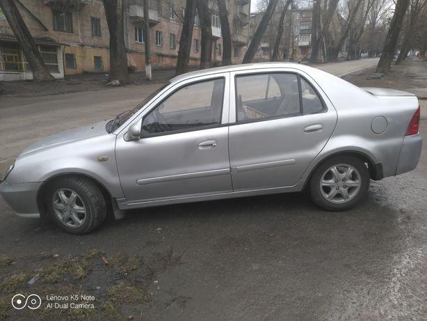 Автомобиль Geely CK, Geely, автомобиль.