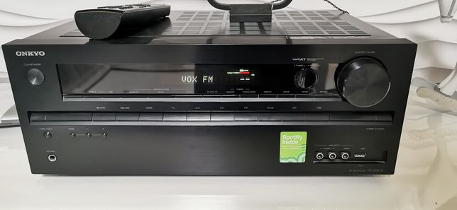 Amplituner 5.1 Onkyo TX-NR414 HDMI Pilot WiFi