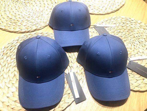 1000% oryginalne czapki Tommy Hilfiger z paragonem sklepowym