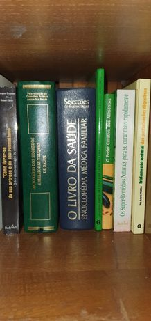 Livros sobre saúde e a gestão da saúde